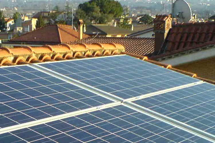 fotovoltaico tetto